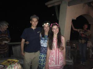 Miles, Cindy + Talia