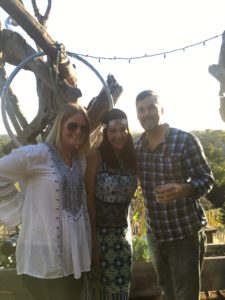 Stephanie, Cindy + Peter