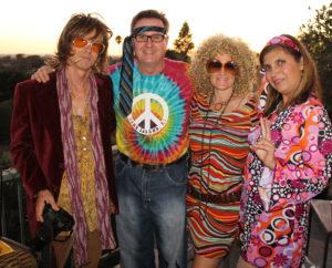 Mark, Tom, Blair + Areceli