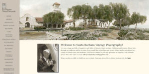 Santa Barbara Vintage Photography
