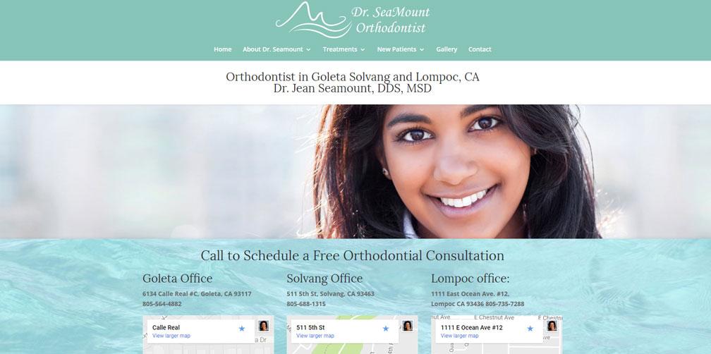 Dr. Seamount, Orthodontist