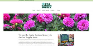 Pro Garden Supplies | Santa Barbara CA