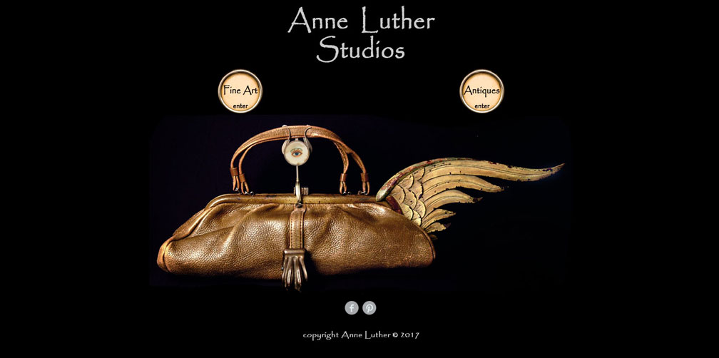 Anne Luther | Fine Art | Antiques