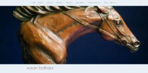 Susan Bahary | Fine Art Sculpture