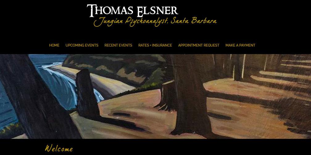 Thomas Elsner Psychotherapist Santa Barbara