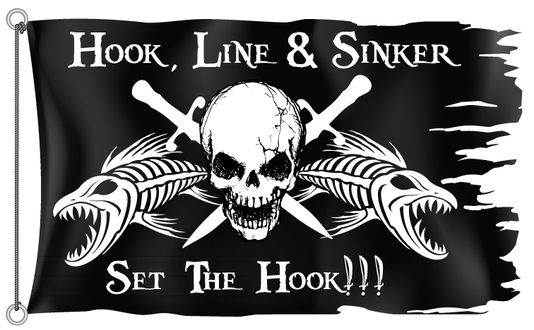 Santa Barbara Graphic Design - Hook Link & Sinker
