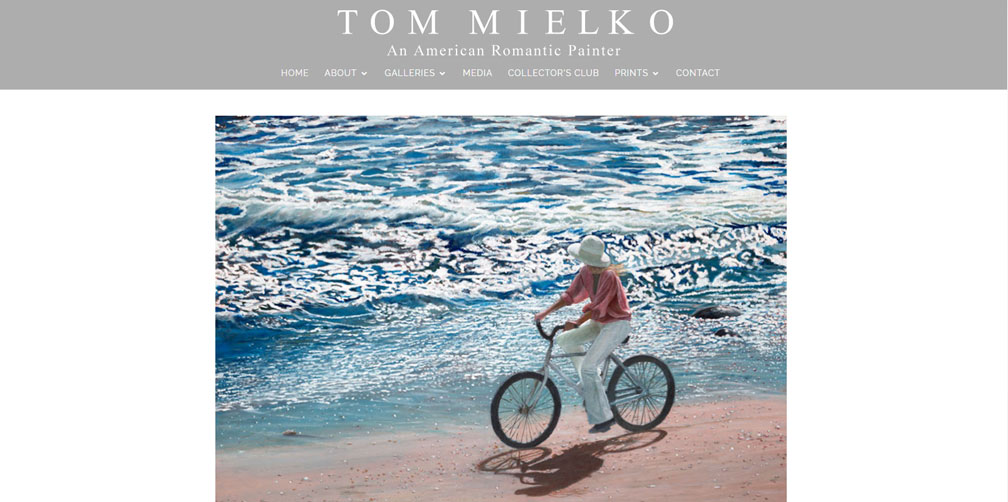 Tom Mielko Fine Art