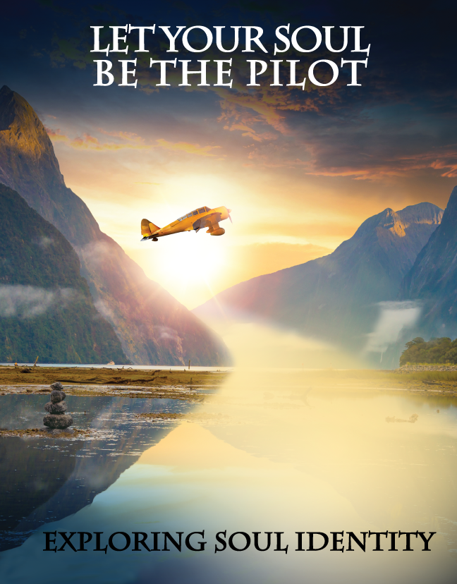 Let Let Your Soul Be the Pilot, Book Cover